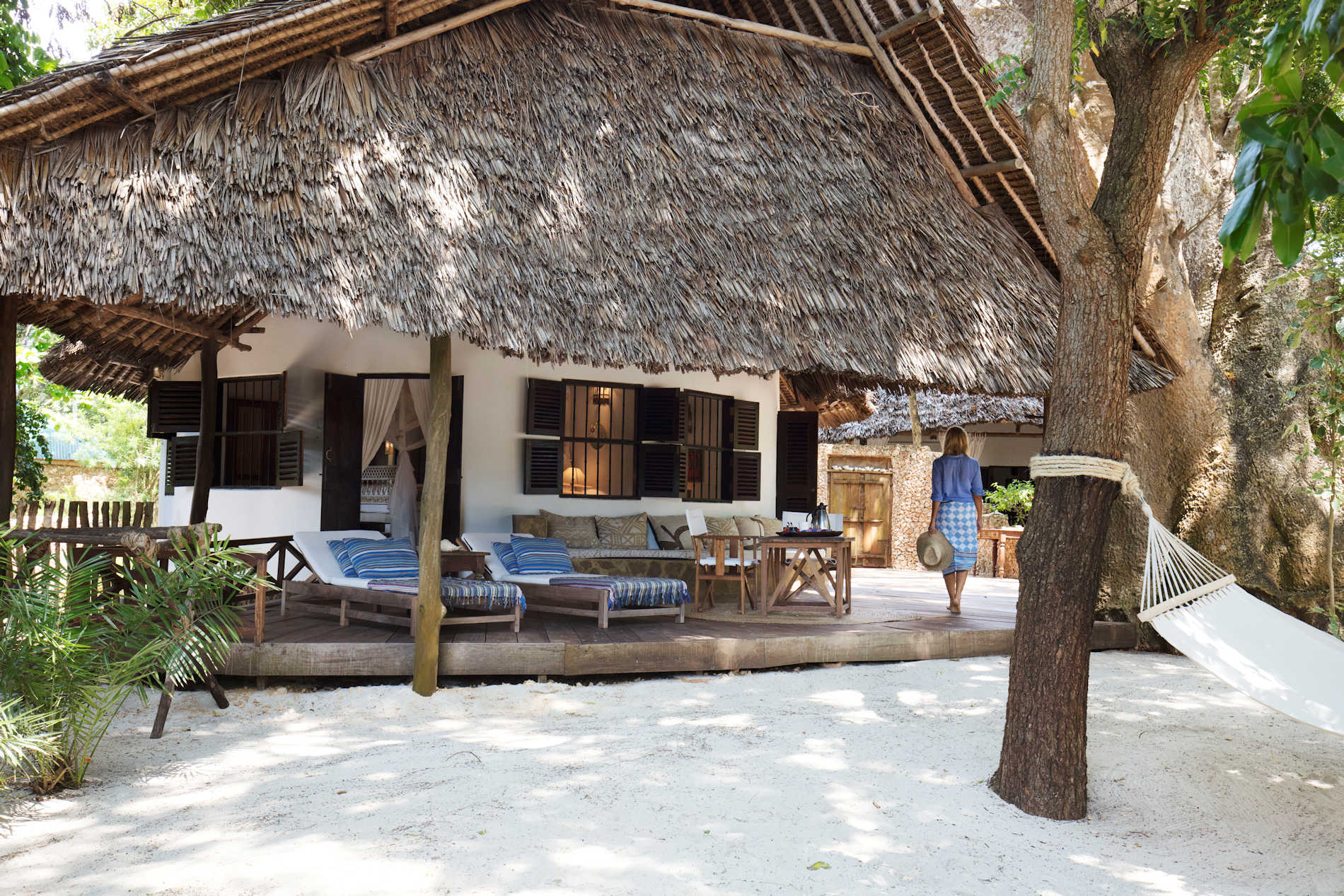 © Kinondo Kwetu Hotel