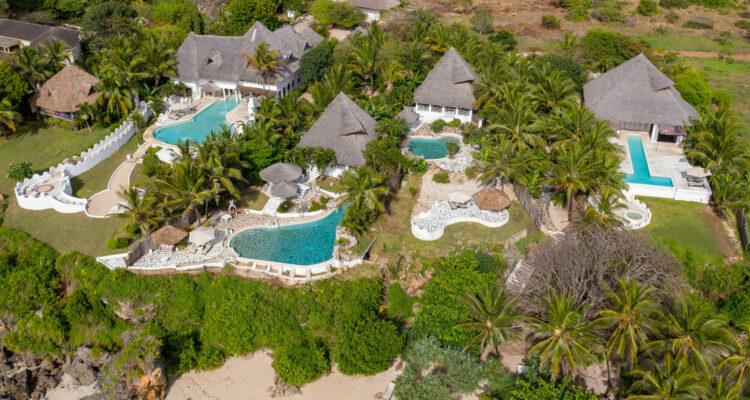 © Msambweni Beach House
